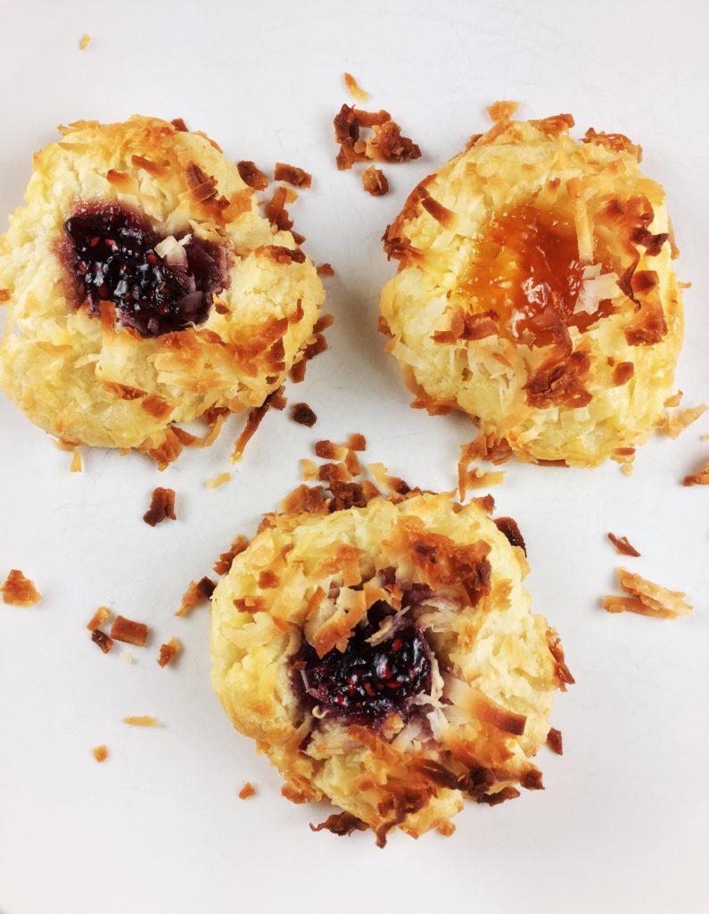 Ina Garten's Jam Thumbprint Cookies