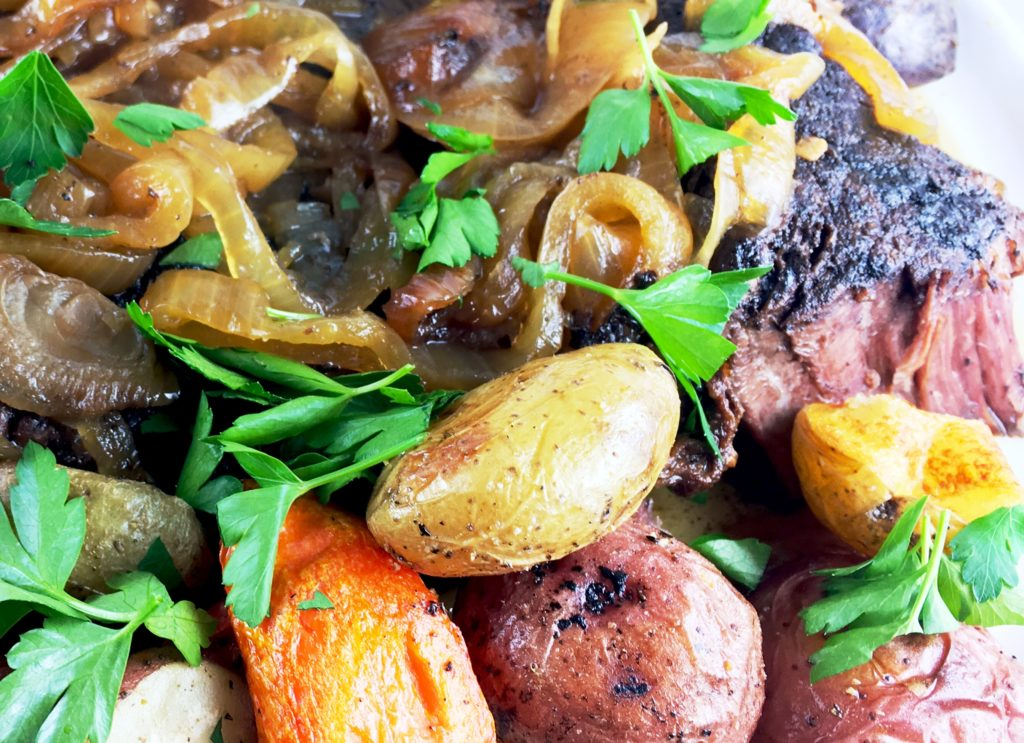 Swedish Pot Roast Crock Pot