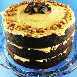 Peanut Butter Icing