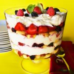 Easy Berry Trifle
