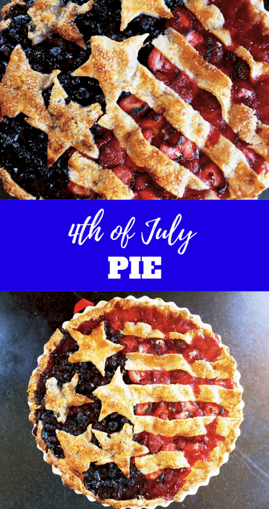 4th of July Pie