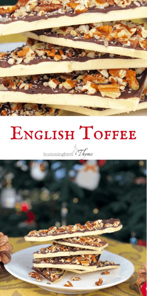 English Toffee Pecans