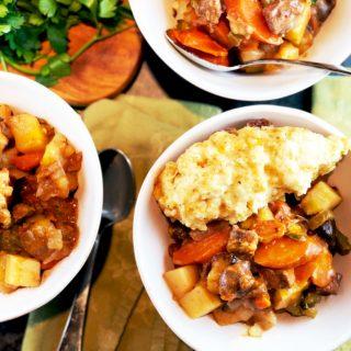 Beef Stew Crockpot InstantPot