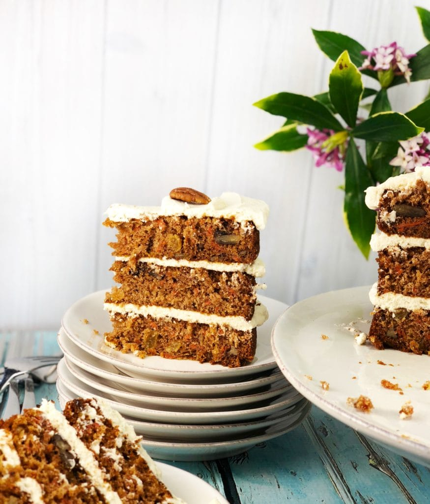 Carrot Cake Recipe Cream Cheese Frosting