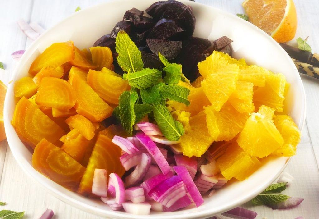 Anthony Bourdain Beet Salad