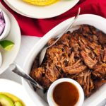 Easy Beef Barbacoa Instant Pot