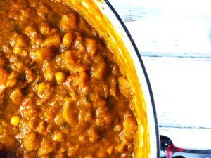 Vegan Moroccan Vegetable Stew