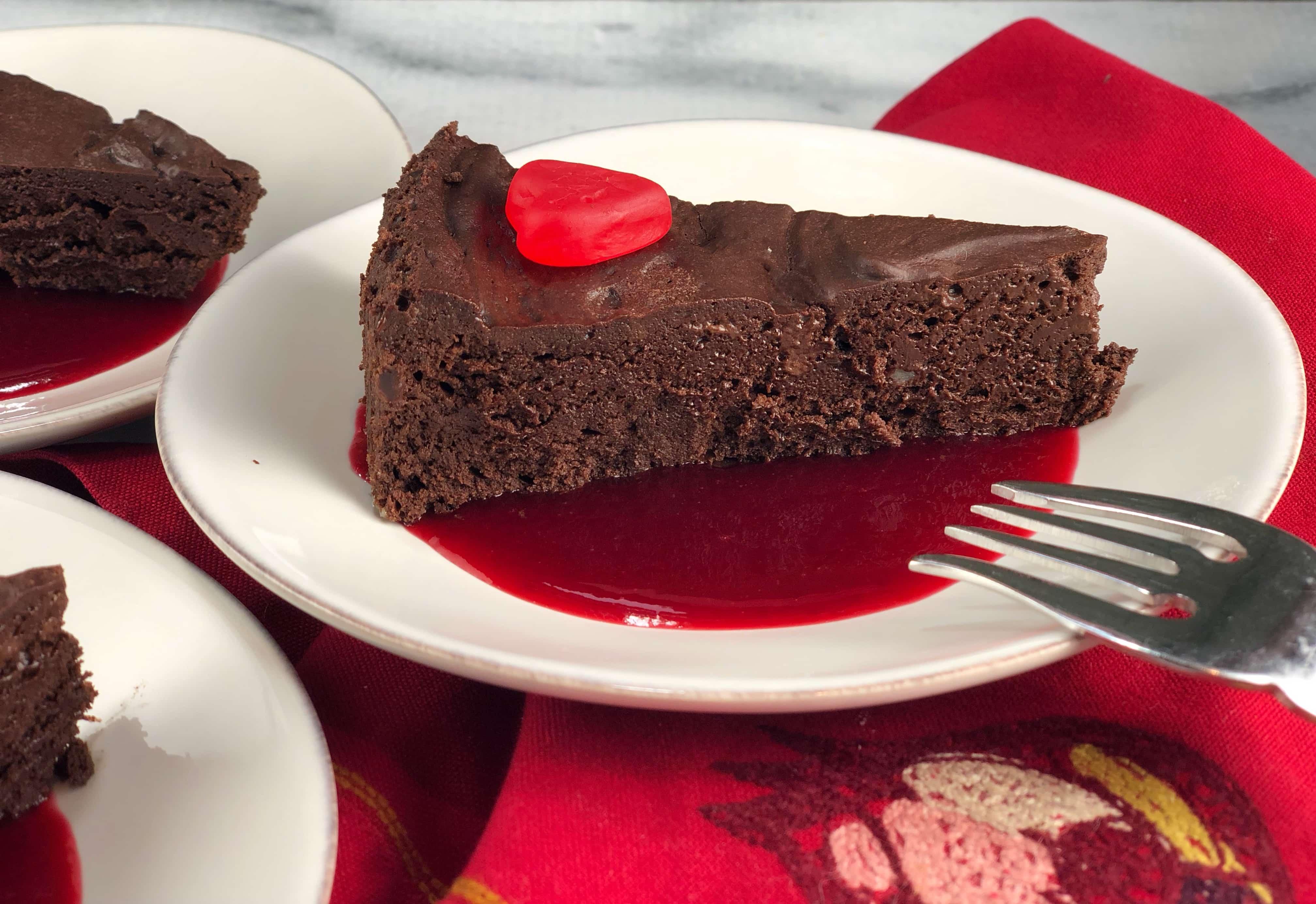 Rose Berenbaum Flourless Chocolate Torte