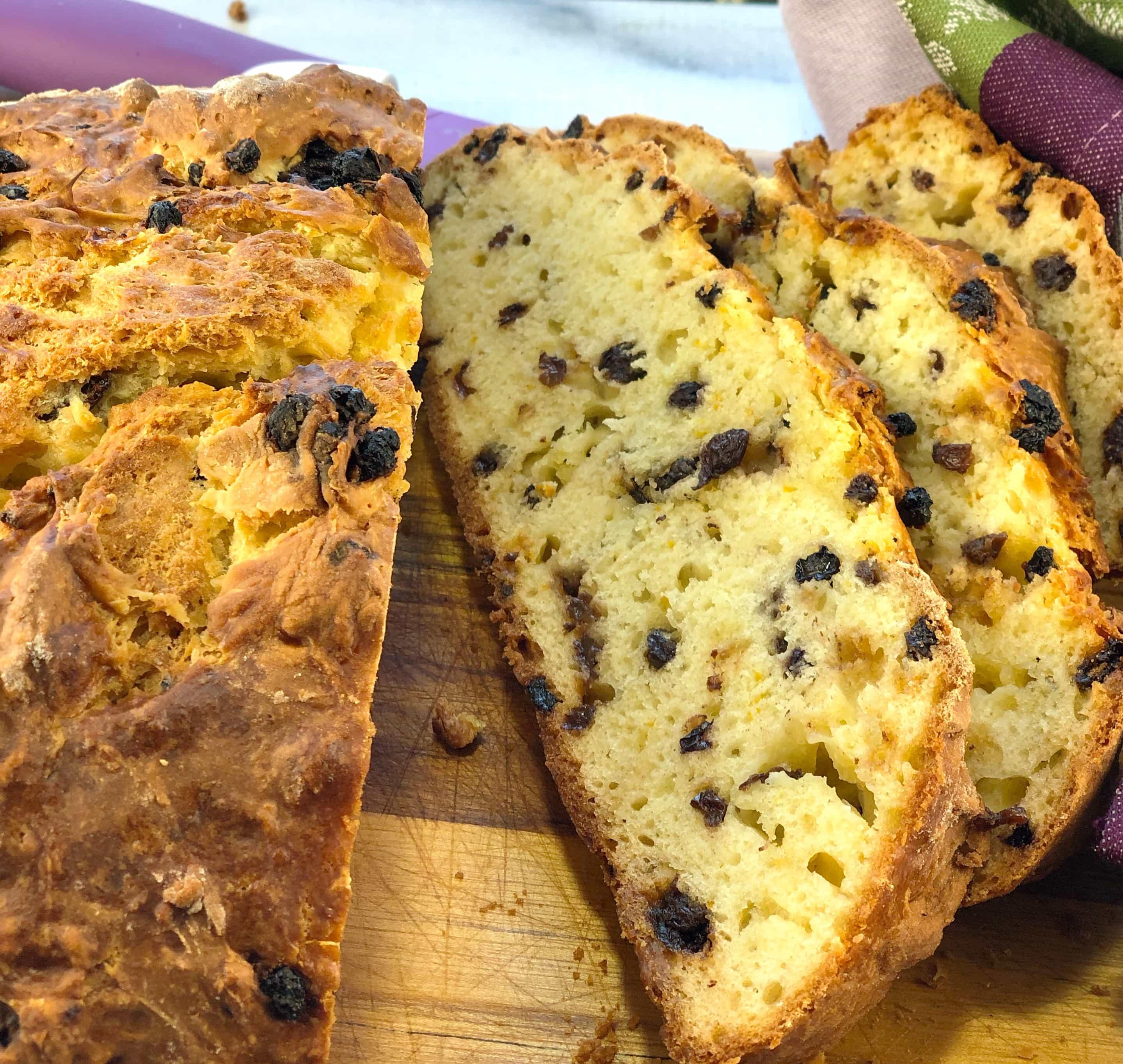 Ina Garten's Soda Bread