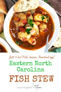 Eastern North Carolina Fish Stew
