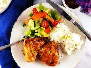 Miso Glazed Chicken