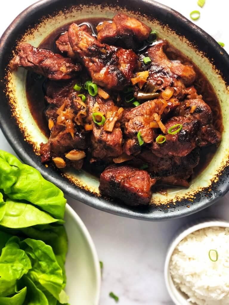 Vietnamese Candy Pork