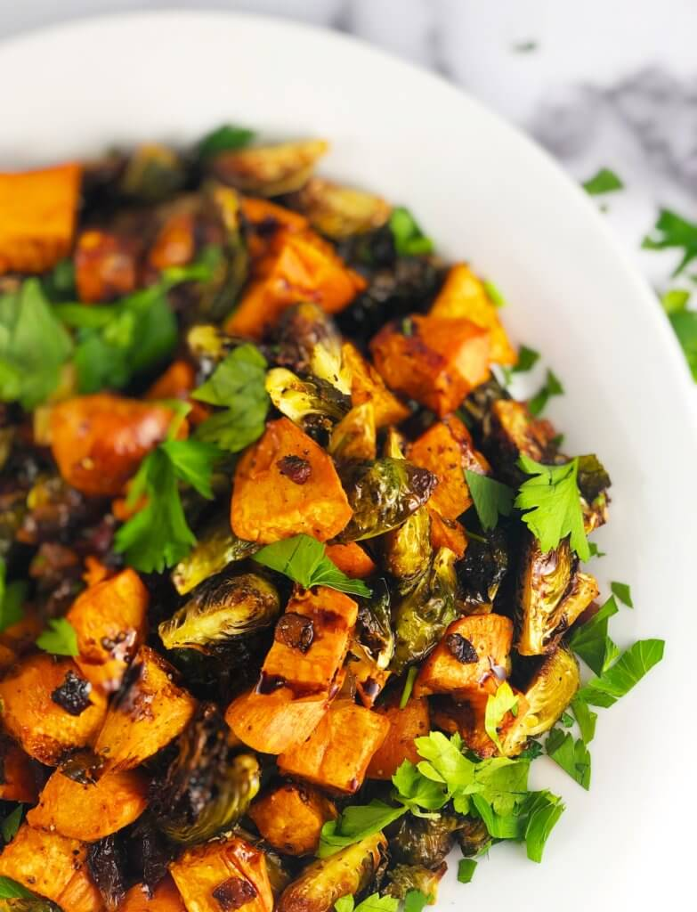Roasted Thanksgiving Vegetables