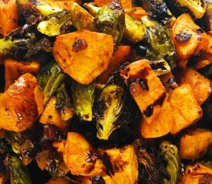 Easy Roasted Thanksgiving Vegetables