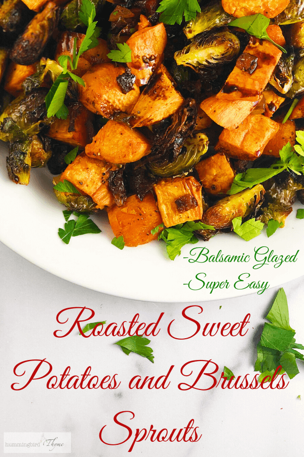 Easy Roasted Holiday Vegetables
