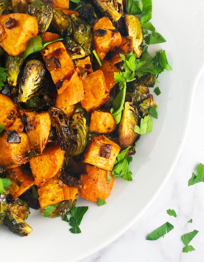 Thanksgiving Roasted Vegetables