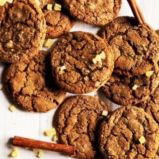 Molasses cookie recipe