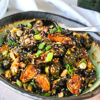 Spicy Brussels Sprouts Recipe