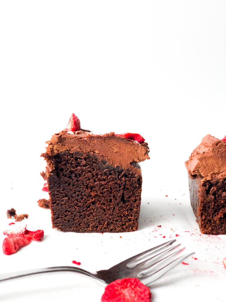 Chocolate Buttermilk Frosting and Cake Recipe