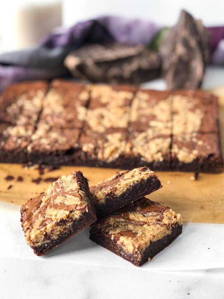 Brownies with Tahini