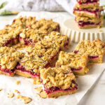 Cherry Cheesecake Bars Featured Image