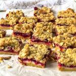 Recipe image Cherry Crumb Bars
