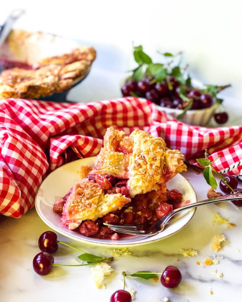 Best Cherry pie recipe