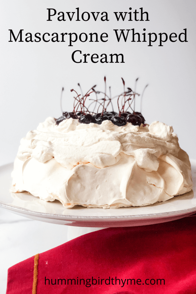 Step-by-step instructions for the lightest, crispy-edged, marshamallow-y middle Pavlova