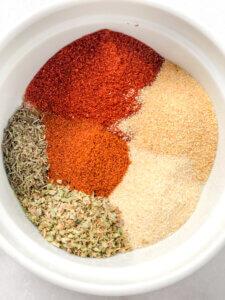 Gumbo spices