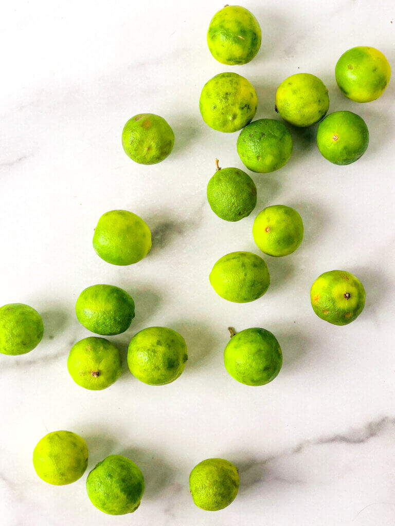 Scattered key limes
