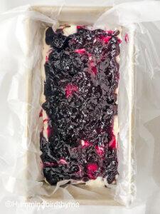 Recipe steps for Icebox Cake