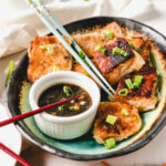 Featured recipe image Salmon in Rice Paper